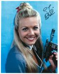 glynis Barber, Blake's 7,    genuine signed autograph,  10451